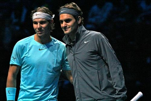 Federer Nadal ATP Tour Finals